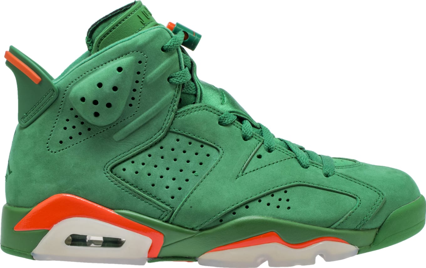 58a63830cb6 Air Jordan 6 VI Gatorade Green Release Date AJ5986-335 | Sole Collector