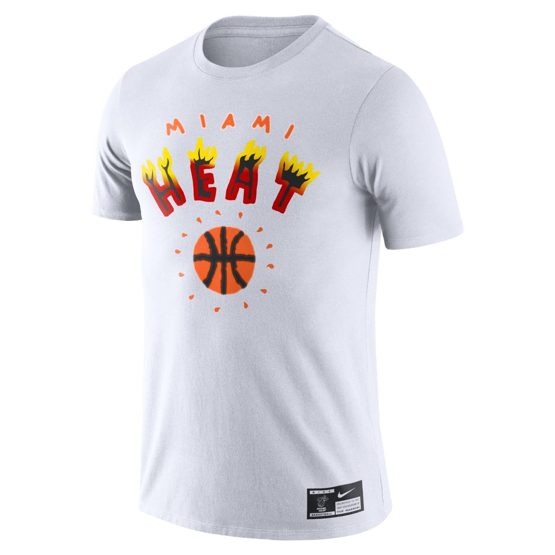 c9709eb4 Filip Pagowski Nike NBA Logo T-Shirts   Sole Collector