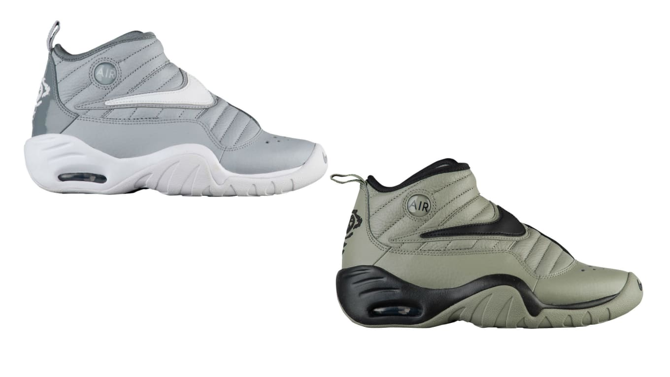 New Colorways for Dennis Rodman s Retro Nikes. Fresh tones for the Nike Air  Shake Ndestrukt. 319a7e4b2