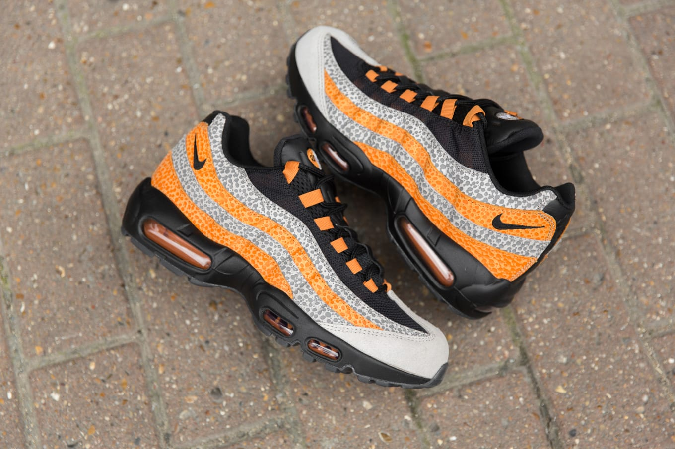 fa8f577bac Nike Air Max 95 'Safari' size? Exclusive Release Date | Sole Collector