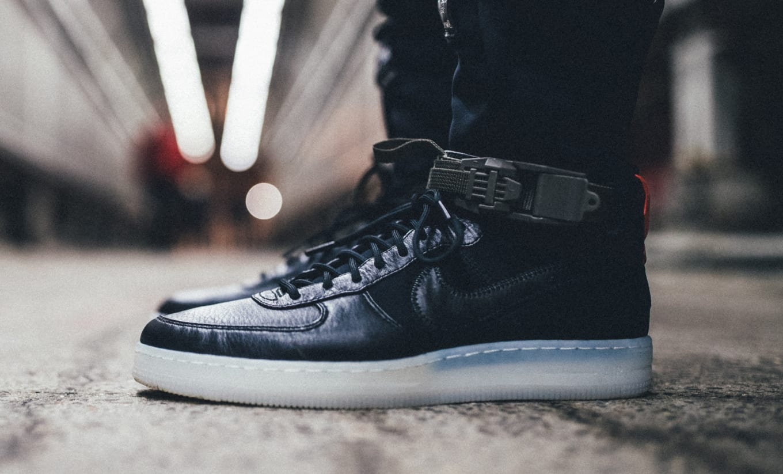 Leaked Nike Sneakers Air Force 1 Errolson Hugh Sole Collector