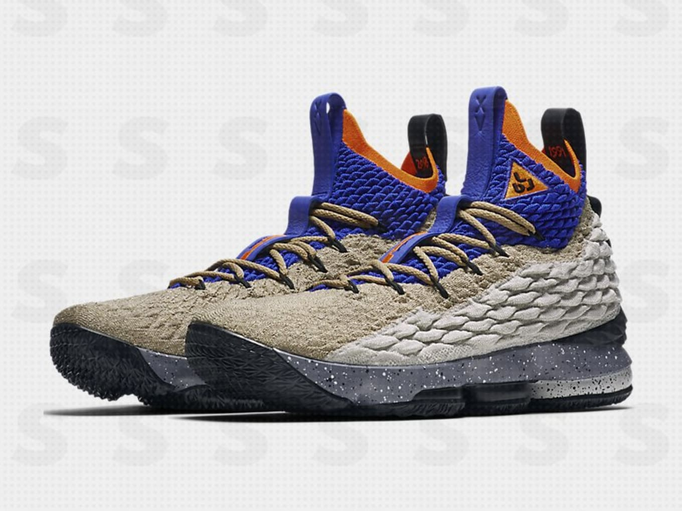 brand new ec346 f995e This LeBron 15 pays tribute to the Air Mowabb.