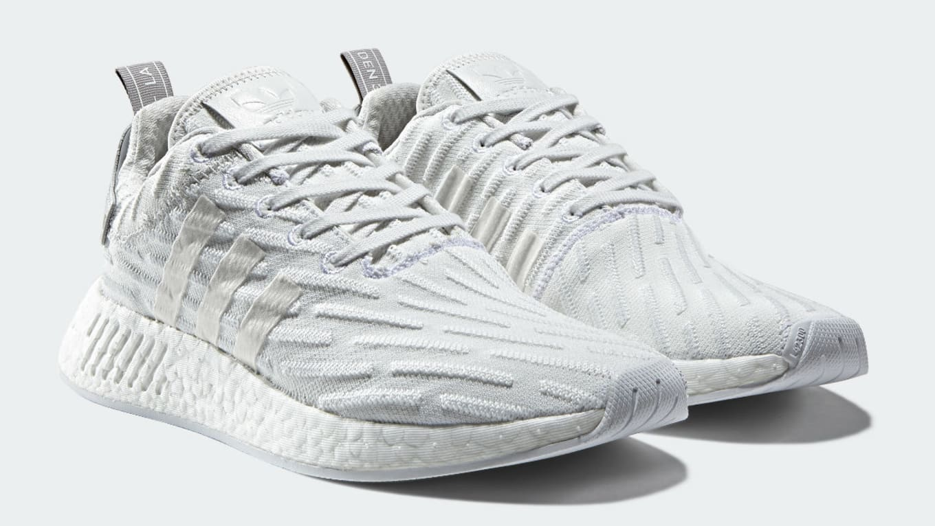 Adidas NMD R2 White Release Date BY2245  b8868c8d7