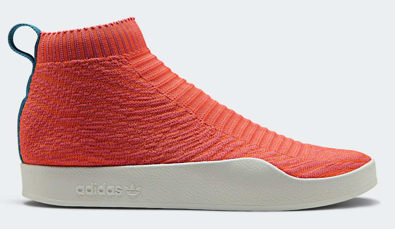 1ba55f08a Adidas Atric Summer Spice Adilette Sock Release Date CM8227