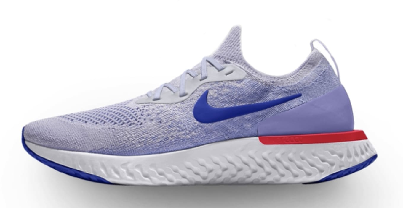 cb9c4d819e7 You Can Design Your Own Colorway of the Nike Epic React Flyknit