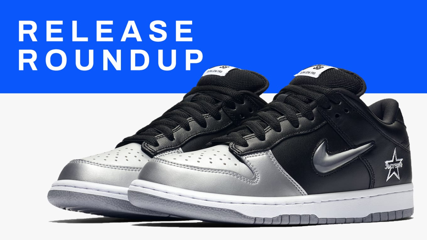 promo code efe26 ac3c5 Sneaker Release Guide 7/3/18: Supreme, Adidas Yeezy & More ...