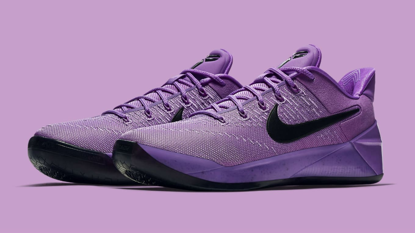 new style a38c2 1887f Nike Kobe A.D. Purple Stardust Lakers Release Date 852427 ...