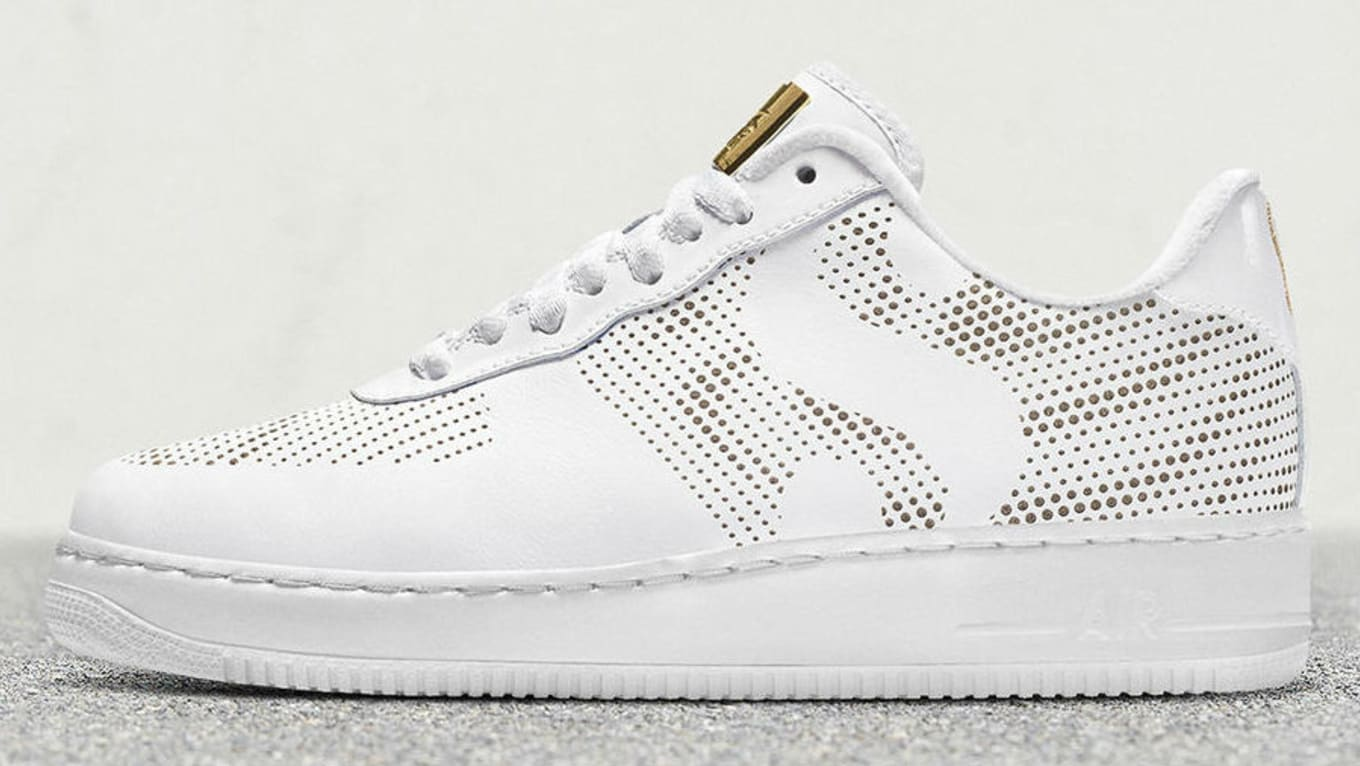 0f6e6d84a2c26 NIKEiD Air Force 1 Low Serena Williams Strong and Sure Wimbledon ...