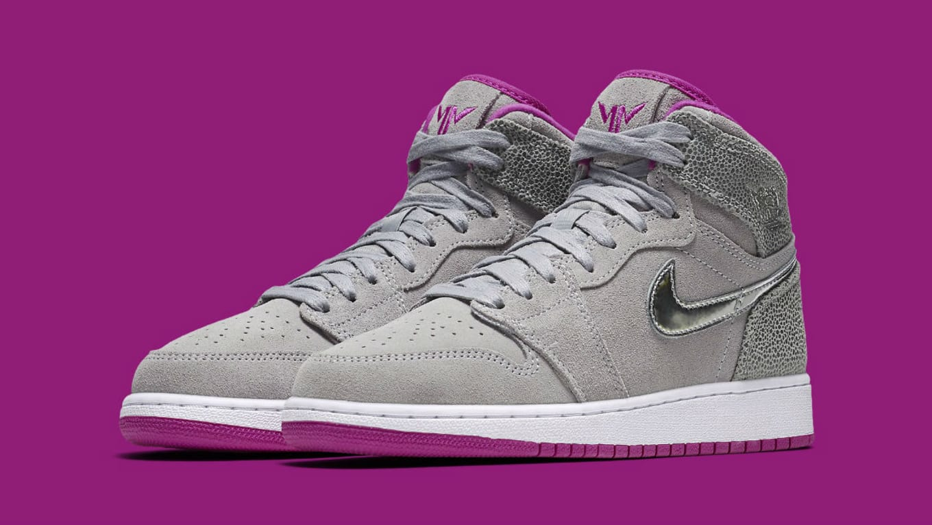 the best attitude a8065 a8bc3 New Air Jordan 1 made exclusively for girls.
