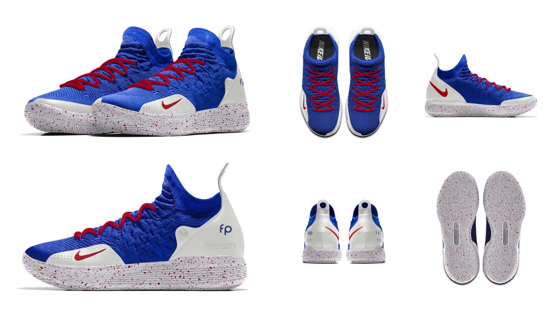 online retailer 96324 4ca0f Nike KD 11  France
