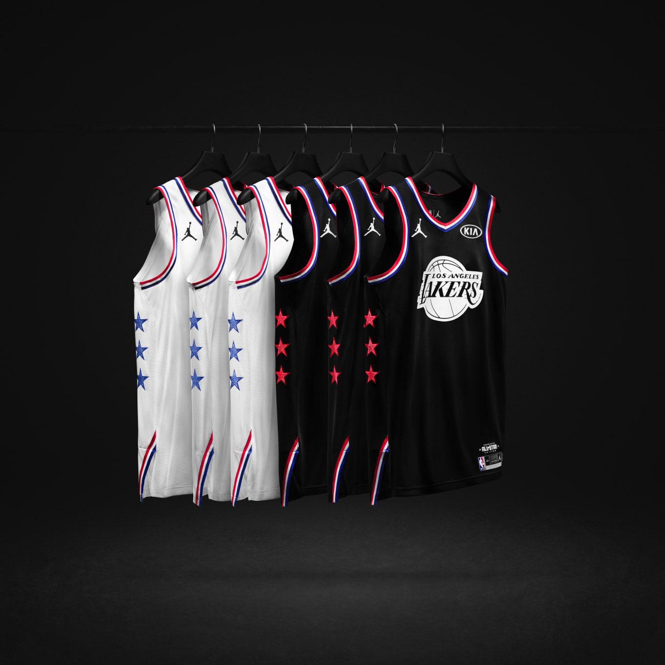 279ab36489cd Jordan Brand Unveils Uniforms for the 2019 NBA All-Star Game
