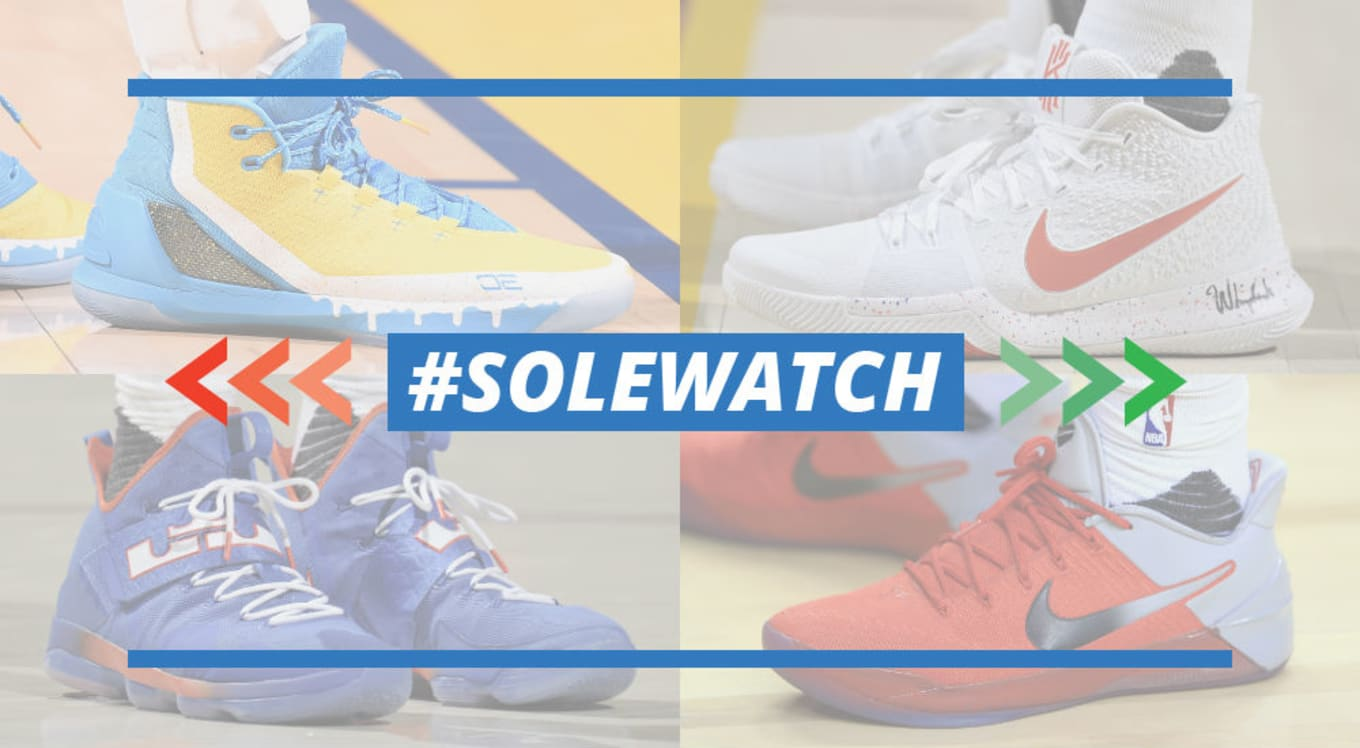 dbcabfa89d14 NBA  SoleWatch Power Rankings for March 19