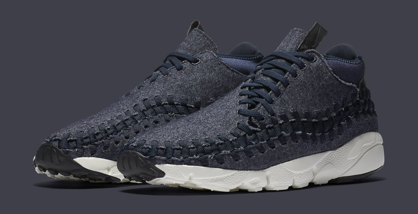 reputable site 5a826 c9606 Nike Air Footscape Woven