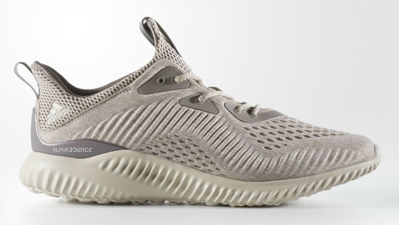 a06598af2 Adidas AlphaBounce EM Tech Earth Clear Brown Crystal White
