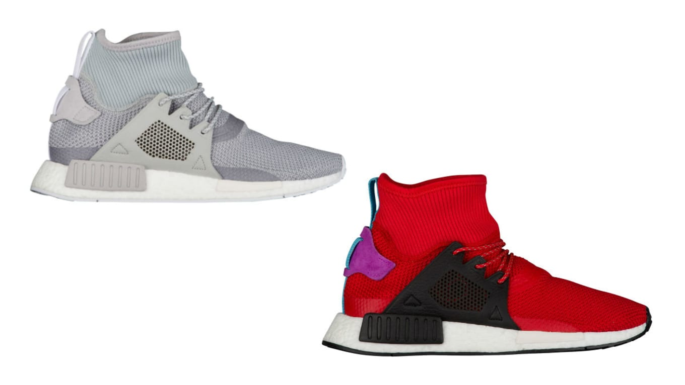 babe568cc46c Adidas NMD XR1 Winter Grey Two Release Date BZ0633