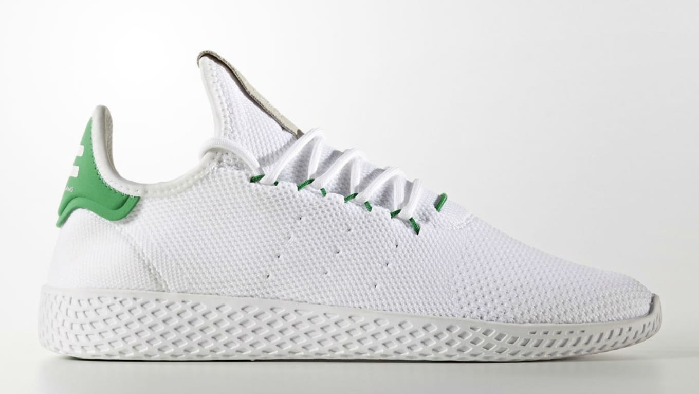 d97c12593e79 Classic Stan Smith Colors Featured on Pharrell s Next Adidas Sneaker