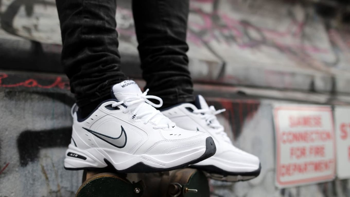 reliable quality exclusive shoes super specials Nike Air Monarch Lessons | Sole Collector