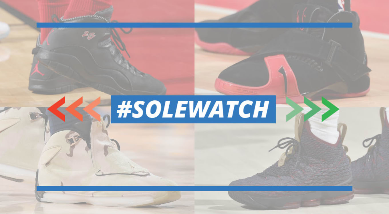 91314532bd58 This week in the NBA  SoleWatch Power Rankings