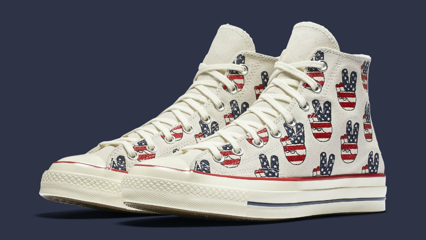 Converse Made Sneakers to Celebrate Election Day. Chuck Taylors to wear to  the polls. 0f0b9b05a