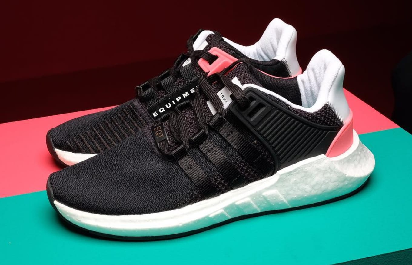 detailing 83139 7e253 First look at the EQT Support 93 17.