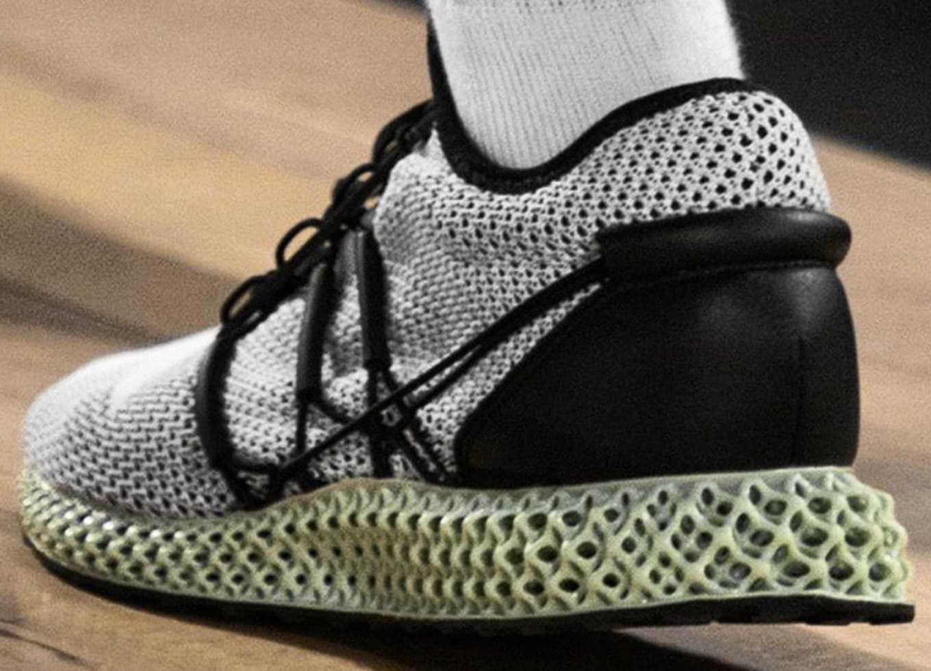 2e39de84002d Adidas Brings Futurecraft 4D Printed Soles to Stylish Y3 Sneakers ...