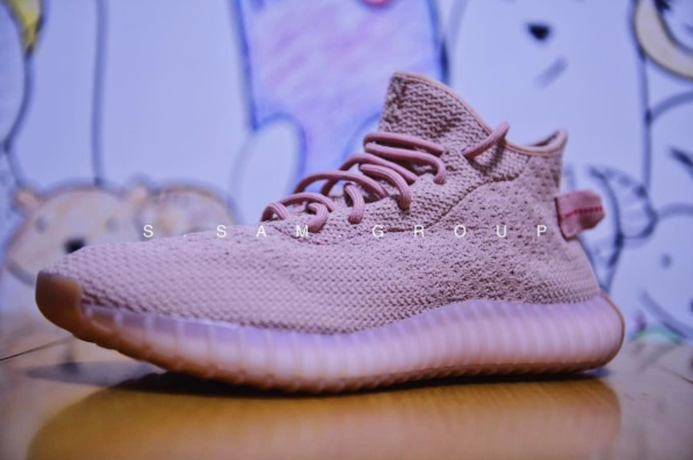 Adidas Yeezy Boost 650 Sample | Sole Collector