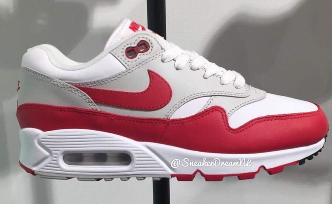 Nike Air Max 901 'WhiteRed' Release Date | Sole Collector