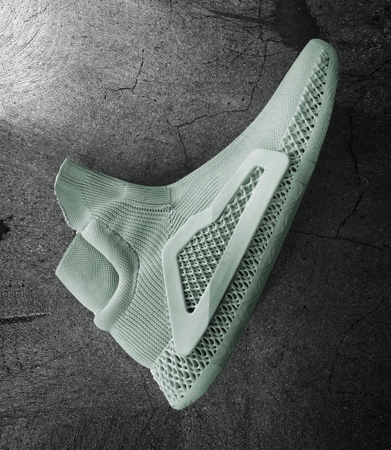best service 3bf33 b3945 Is This What the Future of Basketball Sneakers Looks Like Adidas designer  unveils Futurecraft 4D ...