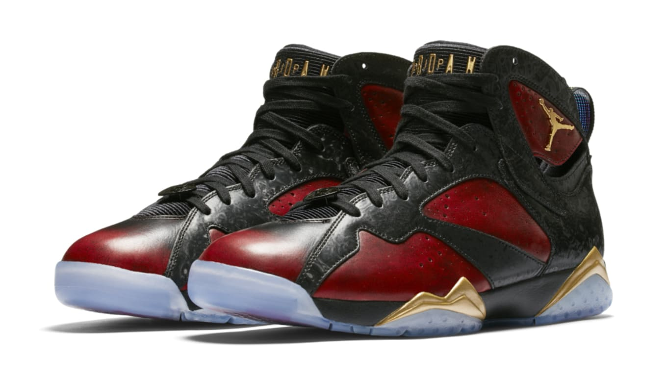 Air Jordan 7 Retro DB Doernbecher x Damien Phillips Release Date ... 963dc795a