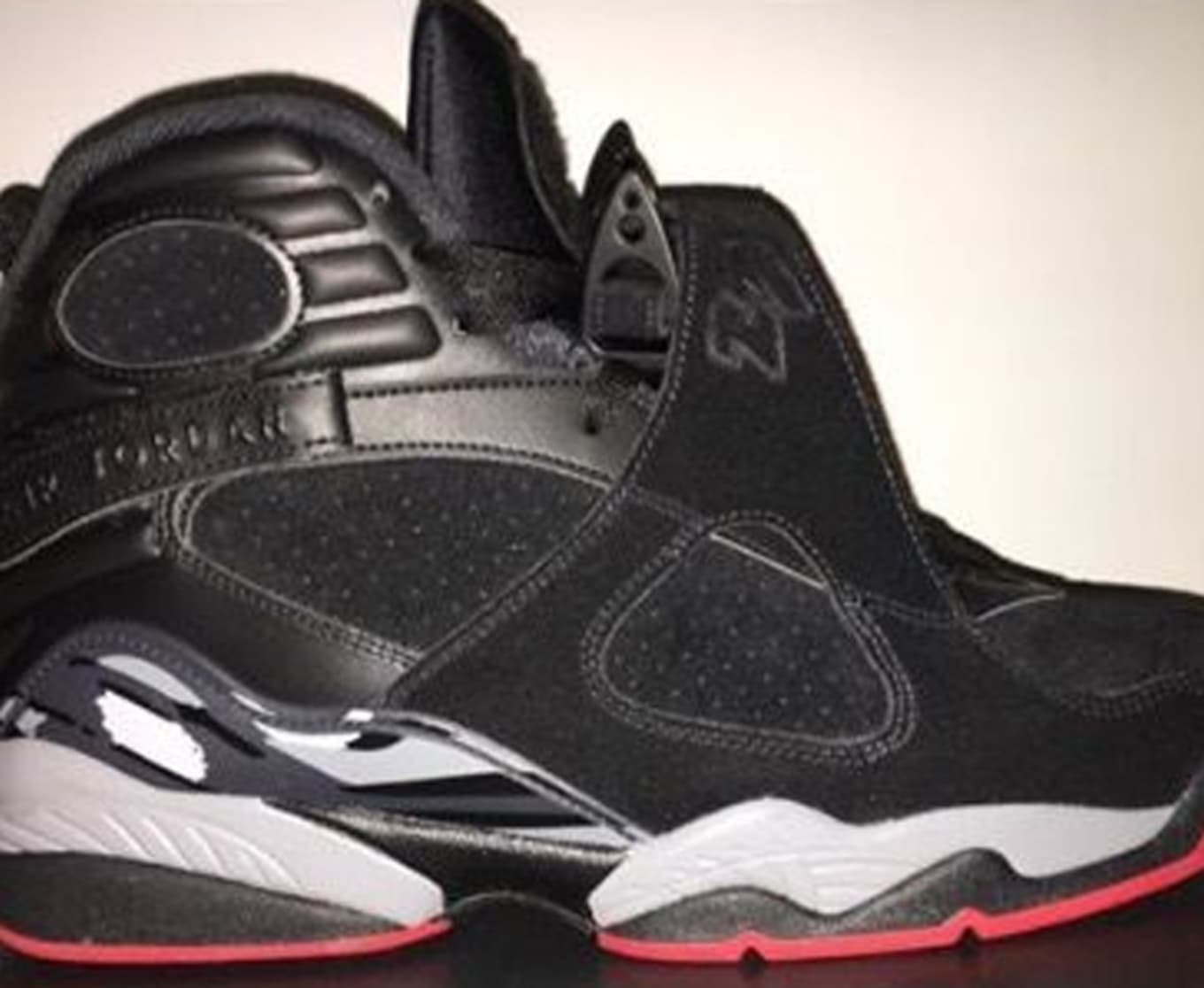 26a015a5ec5bfd  Bred  Air Jordan 8s Releasing This Summer. Here s a first look.