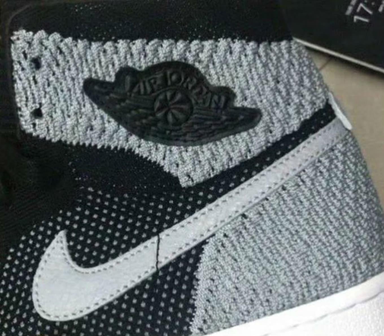 975791eec62805 Air Jordan 1 Flyknit Shadow Grey Release Date