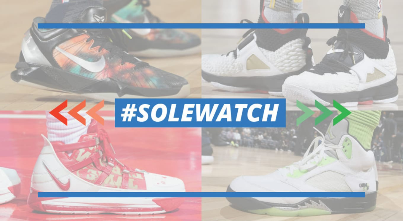 11b8dda4dba NBA  SoleWatch Power Rankings February 4