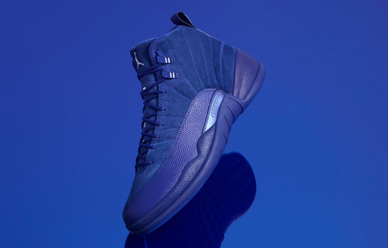 Deep Royal Blue Air Jordan 12 130690-400 Release Date  94c4d4e44