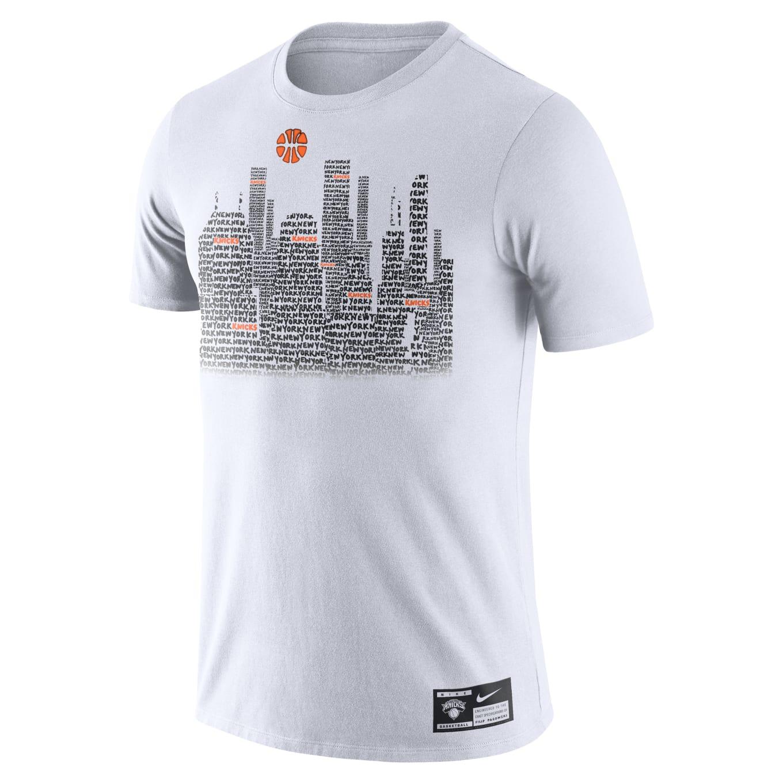 f9287b2cd19 Nike New York Knicks T Shirts - Nils Stucki Kieferorthopäde