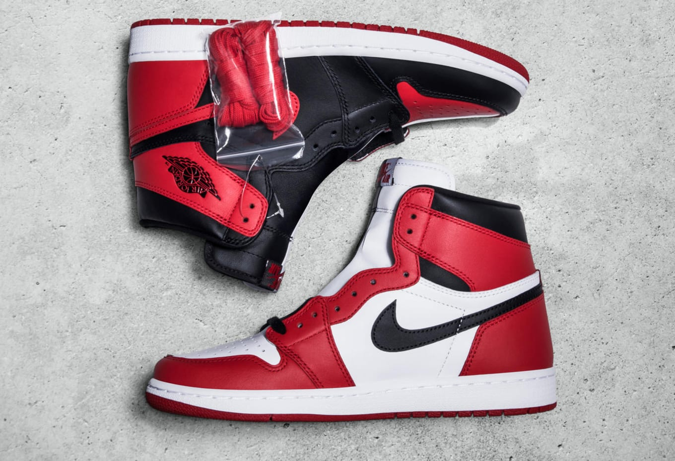 e8115bc878666a Air Jordan 1  Homage to Home  Releasing April May 2018.