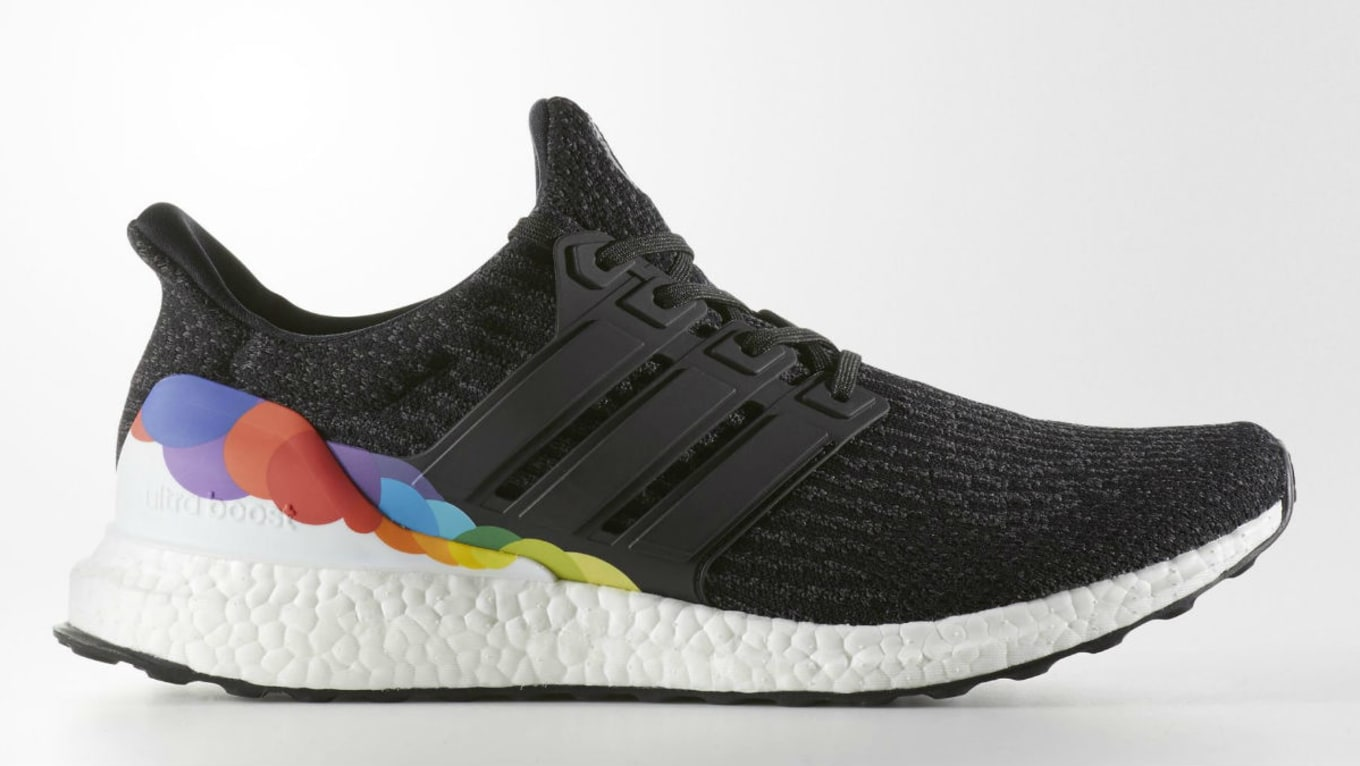 the latest 510d8 456ad Adidas Readies a Rainbow-Painted Ultra Boost for Pride Month