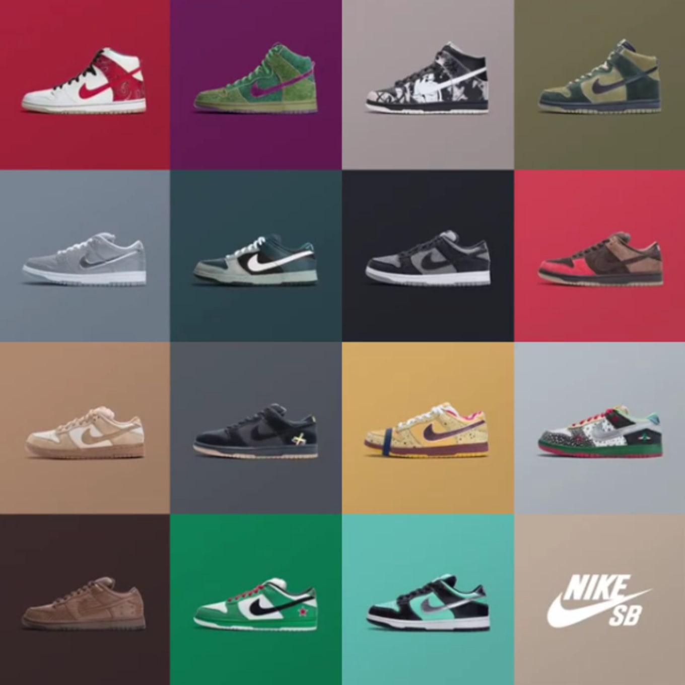 new concept de8a4 e180a Nike SB Is Giving Away Free Dunks For Its 15-Year Anniversary