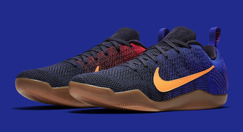 seriamente élite Cadera  Mambacurial Nike Kobe 11 Barcelona | Sole Collector