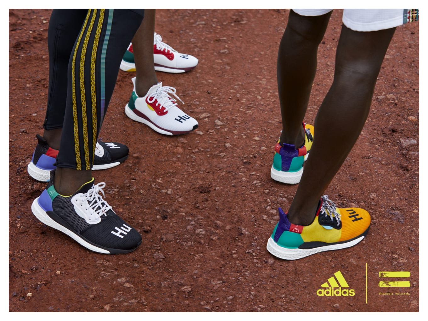 78d59af75 Pharrell s SOLARHU Glide ST Collection Is Coming Soon. Inspired by East  Africa s long-distance running culture.