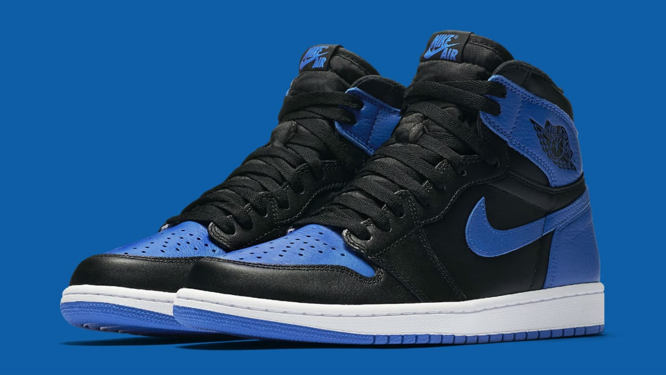 Air Jordan 1 Royal Release Date Profile 555088-007  c2bd302eb4d7