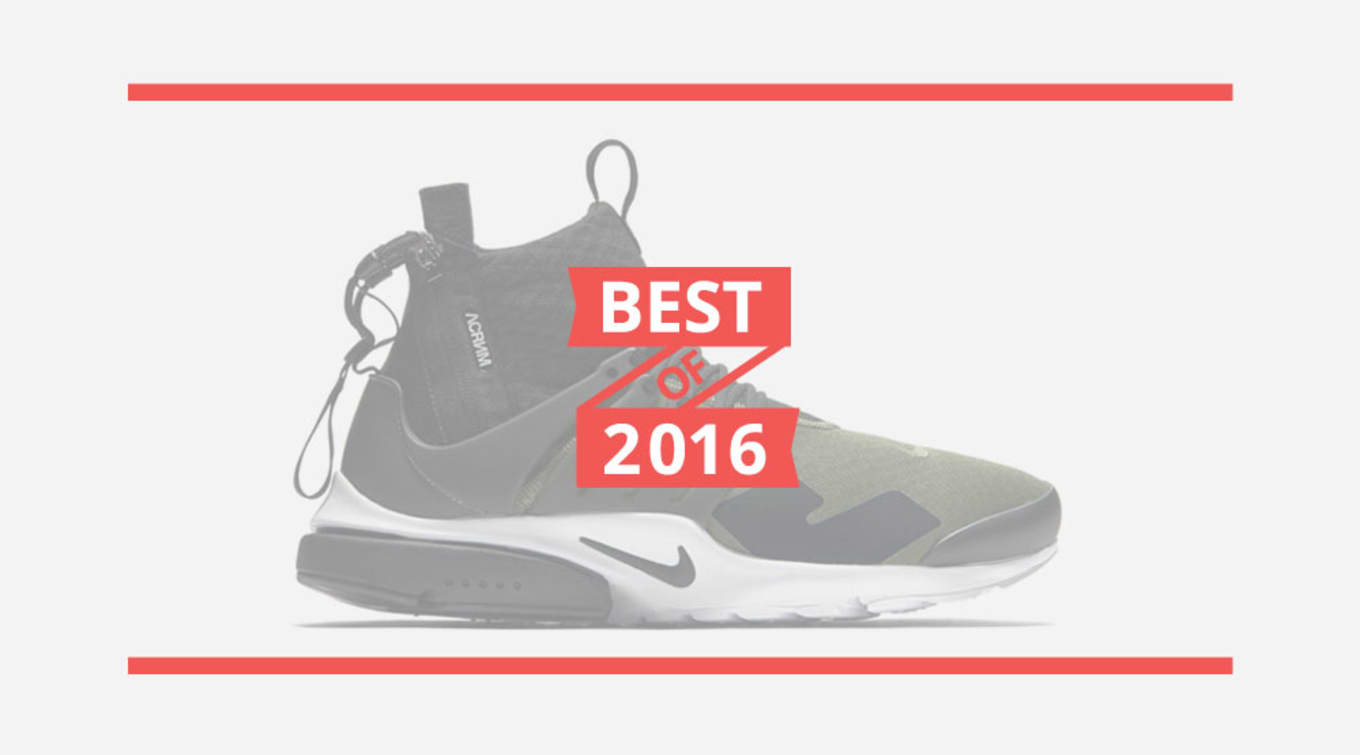 finest selection 6c059 478de The Sole Collector staff typically breaks down our favorite release of each  month, but for December, we re taking a look back on the year as a whole.