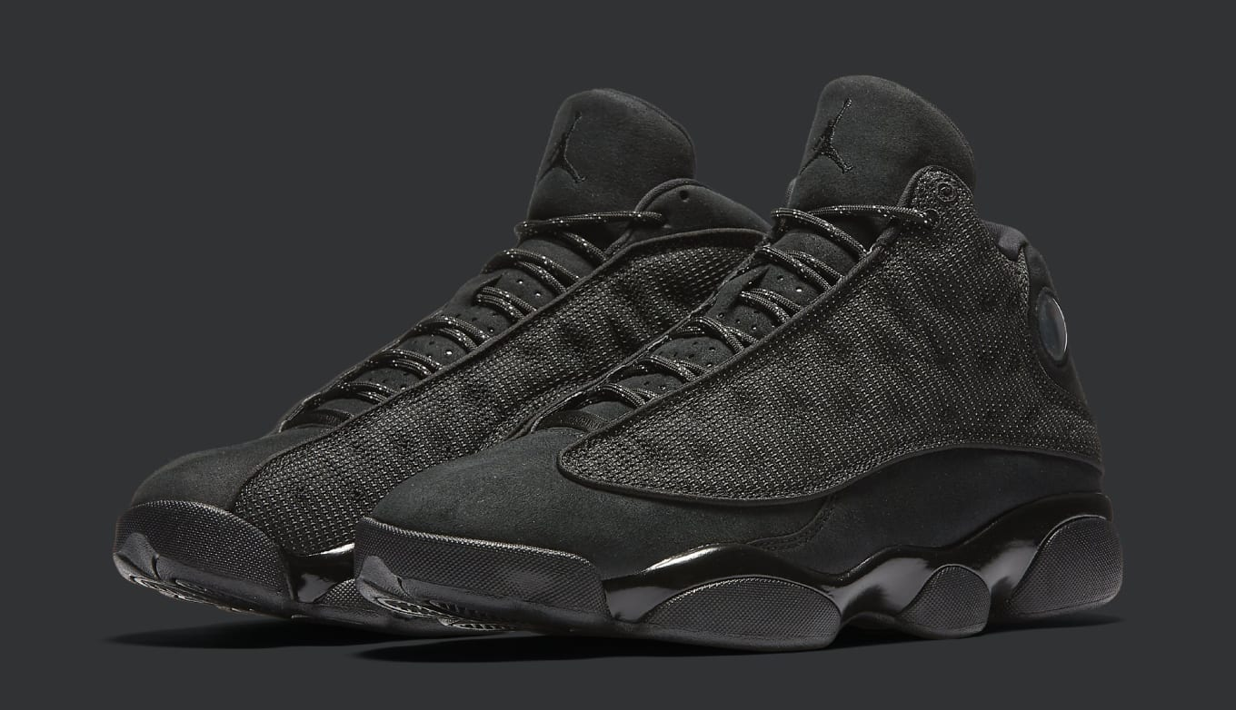 7a139bd0ee6  Black Cat  Air Jordan 13s Are Almost Here. The release date is just a week  away.