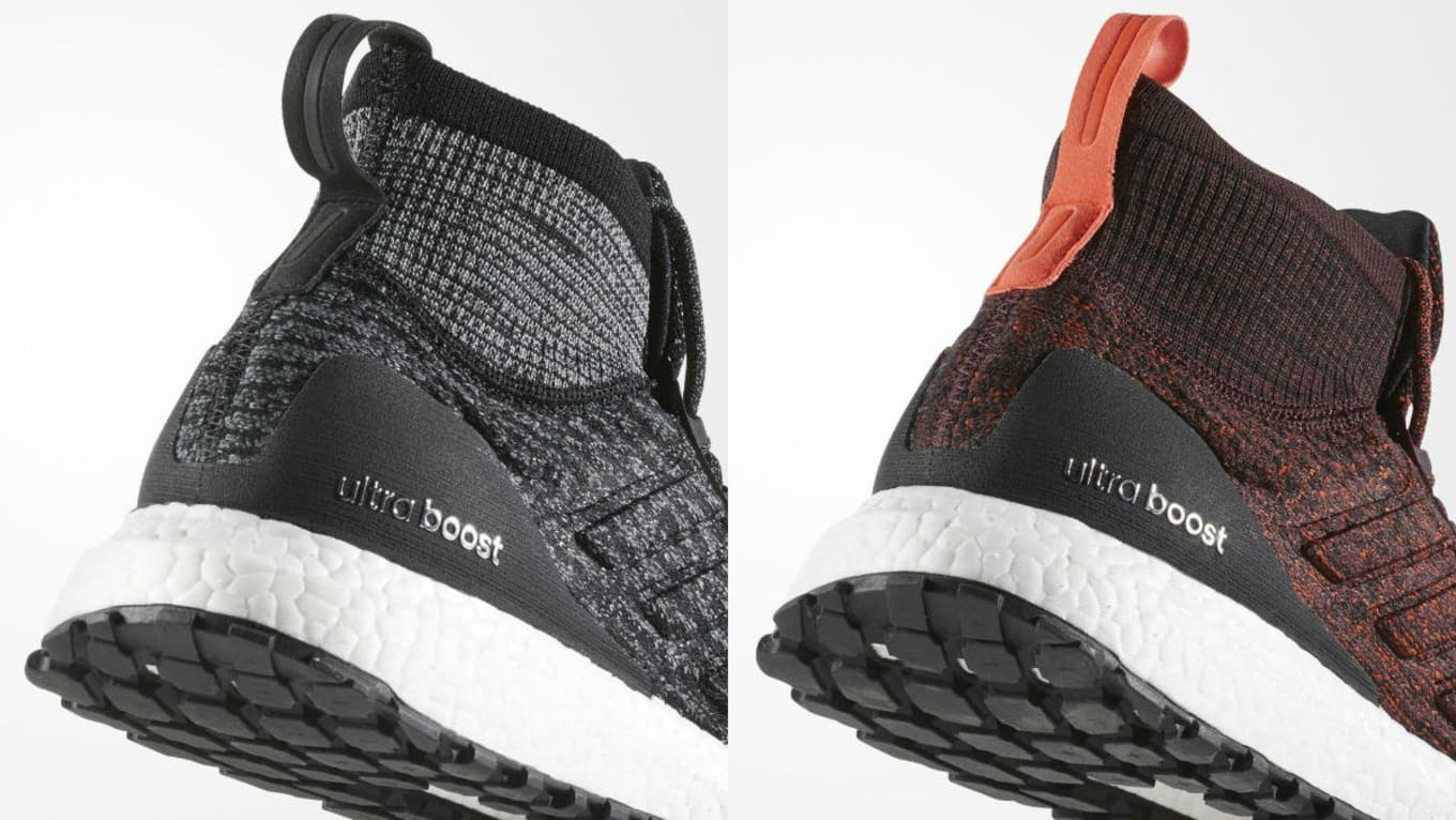 new style 7087d 6d99f Adidas Ultra Boost ATR Mid Oreo Burgundy Release Date S82035 ...
