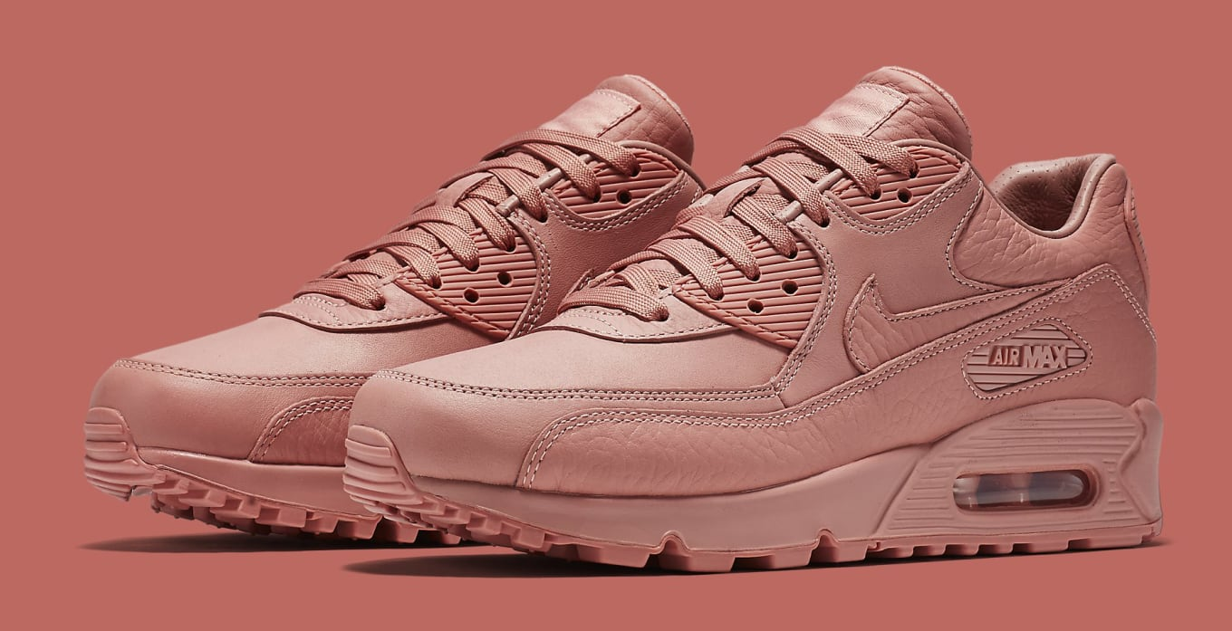 1c7e3081c524 Nike s Pinnacle Air Max Is Pretty in Pink. A sharp women s release for the Air  Max 90.