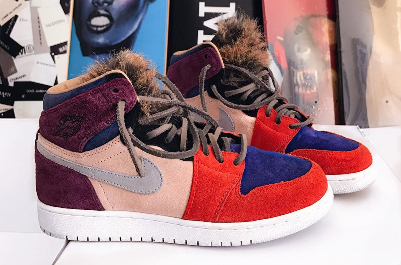 A  Viotech  colorway for the Jordan 1. 321871d06bde