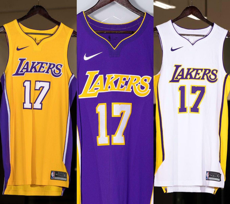 6f26fb99a76 Every 2017 Nike NBA Jersey So Far