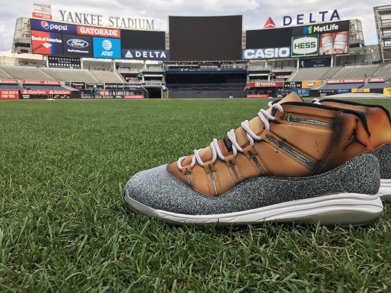 525bd0aa1fa C.C. Sabathia s Custom Air Jordans Celebrate  Game of Thrones  Finale. A  strong finish to Players Weekend.