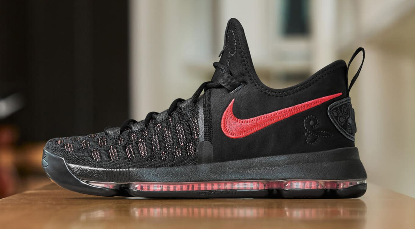 9d8a6586421 ... Breast Cancer Awareness Sneakers.  Aunt Pearl  Nike KD 9s releasing  soon.
