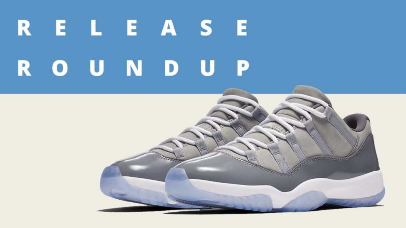 534445efcc2a Acronym s VaporMax collaboration with Nike continues this week in the  latest edition of Release Roundup. Additional drops include Puma s entry  into the dad ...