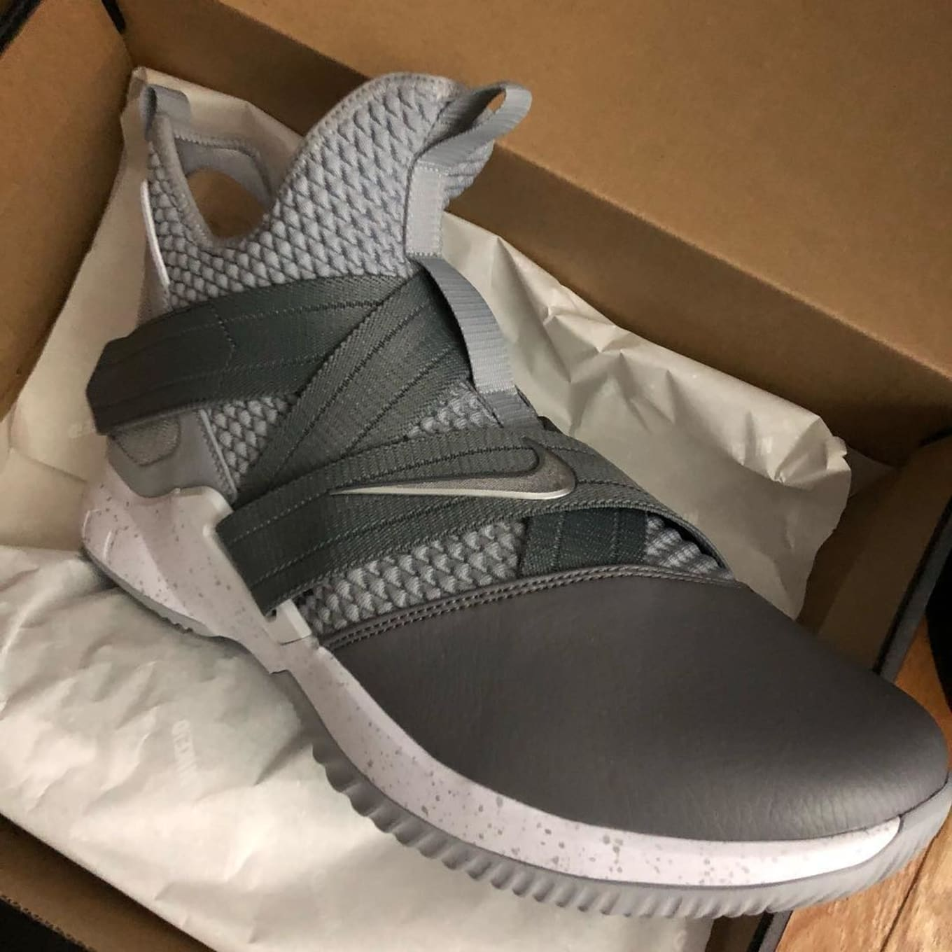 best sneakers f7715 8b854 NIKEiD LeBron Soldier 12 Designs | Sole Collector